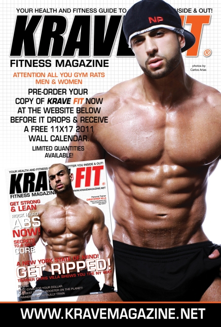 KRAVE Fit Promo (C Villanueva shot by Carlos Arias)