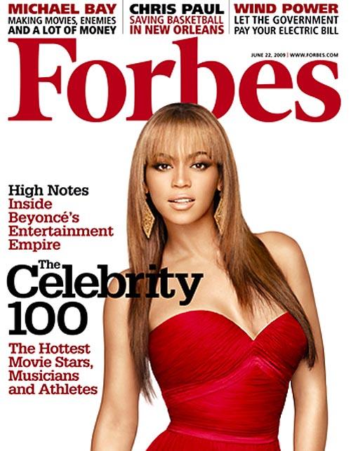 Forbes Magazine, 2009