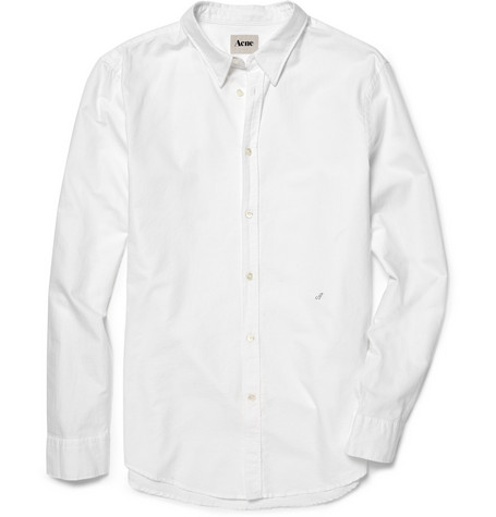 Acne Oxford Shirt $200