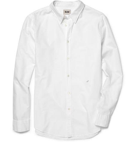 Acne Oxford Shirt $200
