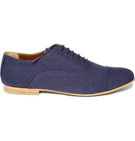 B Store Canvas Shoes $310