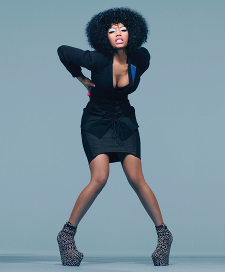 Nicki Minaj (Black Book Magazine)