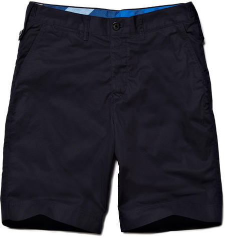 Burberry Brit Cotton Shorts $150