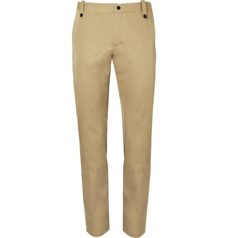 Burberry London Cotton Chinos $250