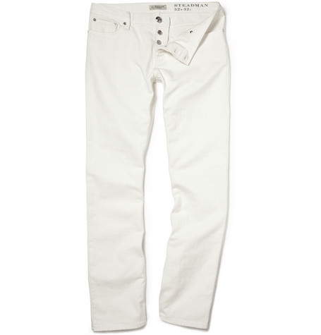 Burberry London Steadman SLim Jeans $295