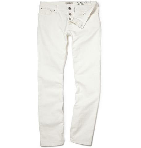 Burberry London Steadman SLim Jeans $295