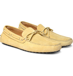 Car Suede Driving Shoes $395