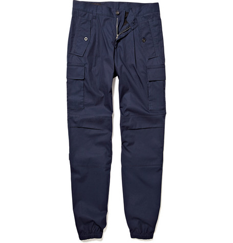 Gucci Cotton Cargo Trousers $740