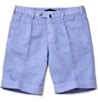 Incotex Linen Blend Chino Shorts $225