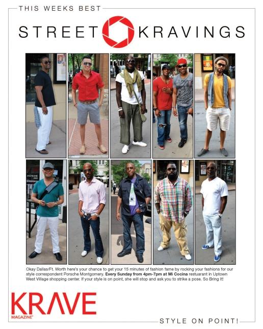Street Kravings Week 1