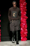 Givenchy: Using Men of Color in F/W 2011.KUDOS!