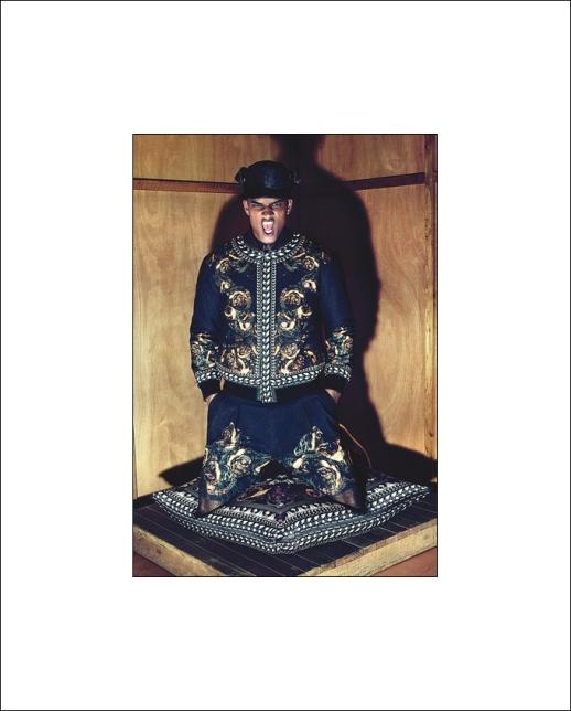Rob Evans, Givenchy Fall 2011