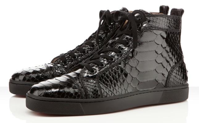 Christian-Louboutin-Louis-Python-Crystal-Sneakers