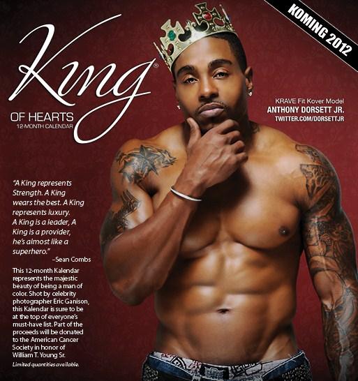 2012 King of Hearts Kalendar