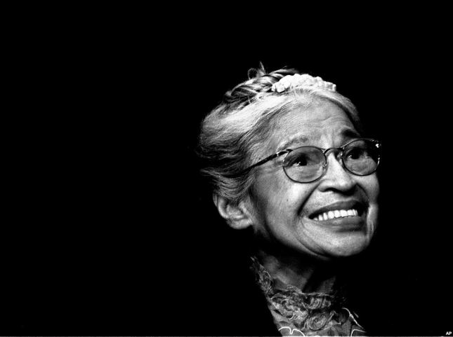 Rosa Parks 100th Birthday