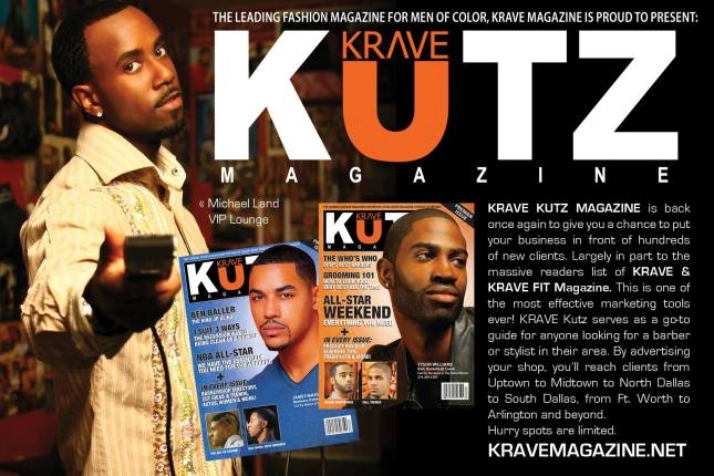 KRAVE KUTZ Magazine is back!