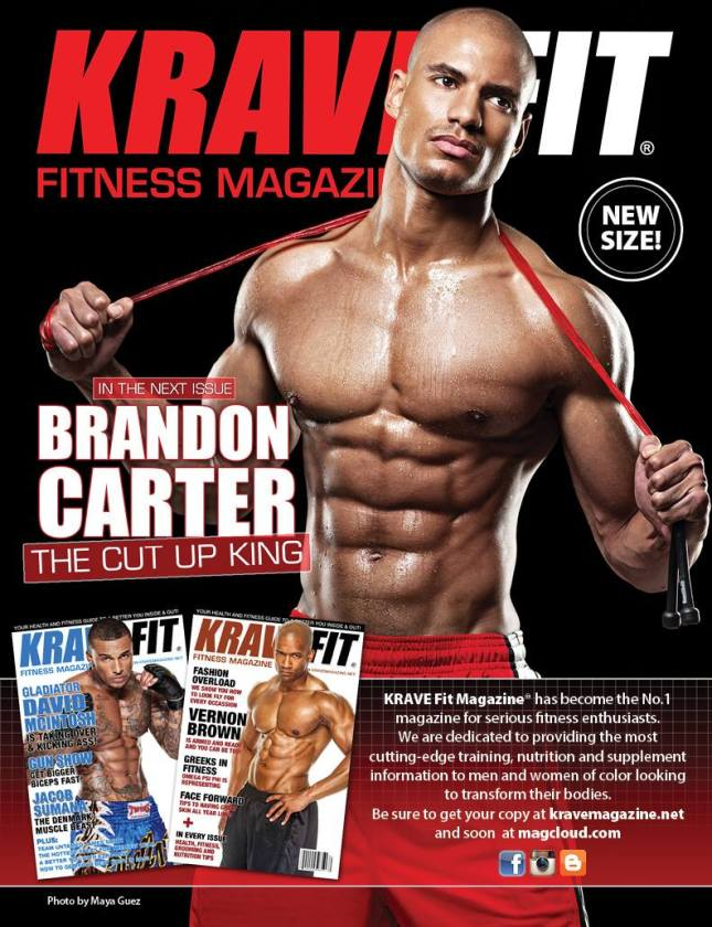 Krave Fit - Brandon Carter