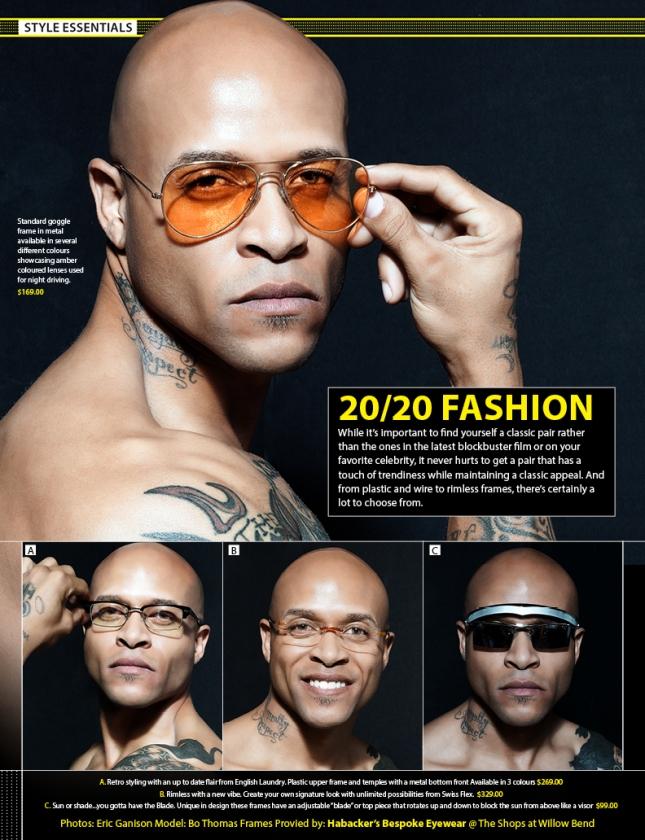 KRAVE Magazine Spring Issue